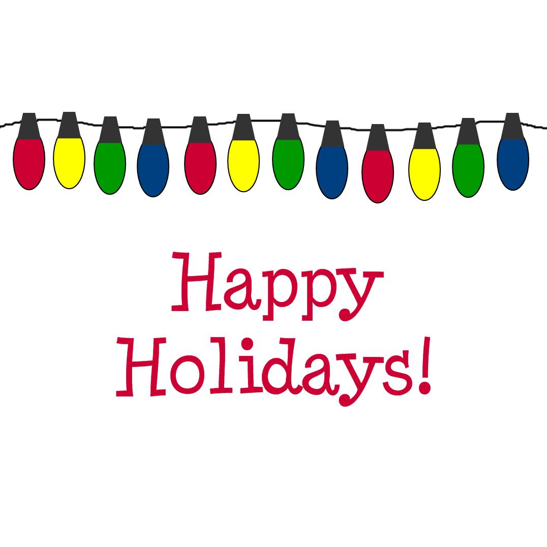 Clip Art Happy Holiday Clip Art christmas happy holidays clipart kid free n images clipart