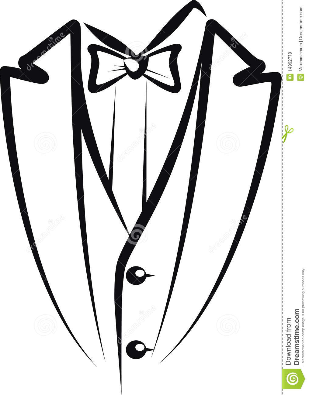 Gentlemen In Tuxedos Clipart - Clipart Kid