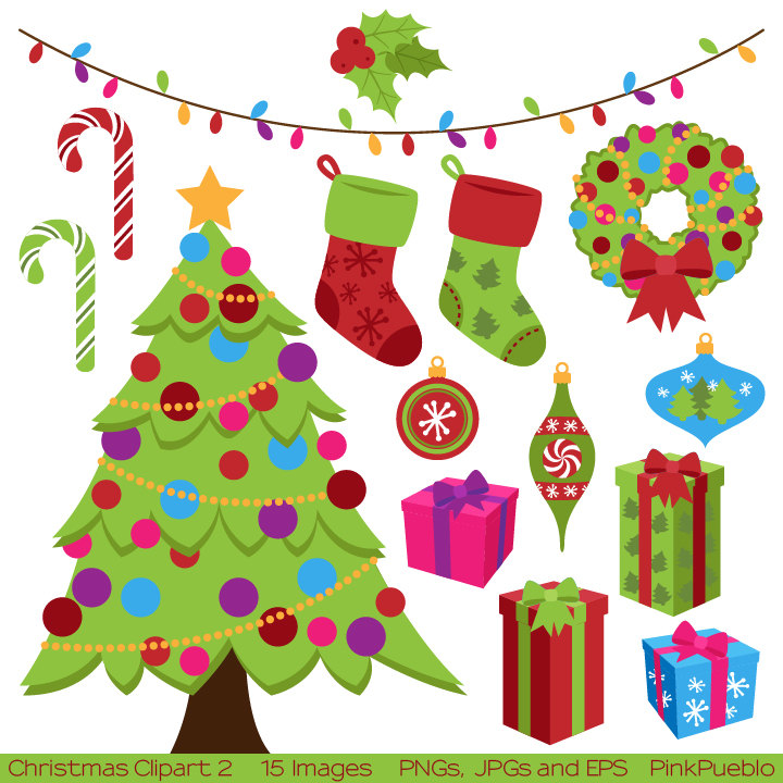 Holiday Clipart - Clipart Kid