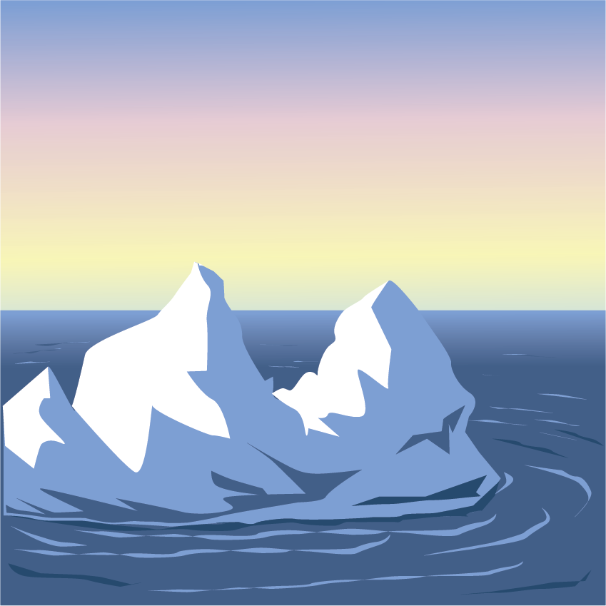 Clip Art Iceberg Clipart iceberg clip art clipart kid art