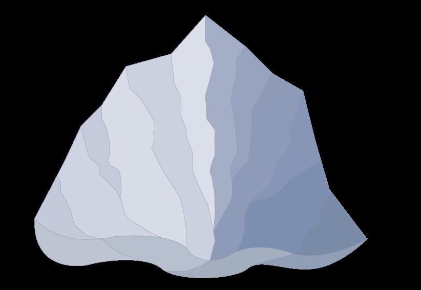 Iceberg Clipart - Clipart Suggest