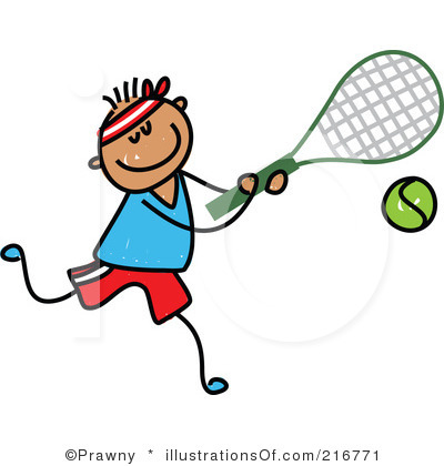 Rf  Tennis Clipart   Clipart Panda   Free Clipart Images