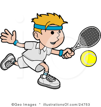 Tennis Clipart Black And White   Clipart Panda   Free Clipart Images
