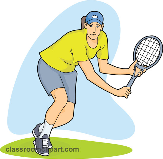 Funny Tennis Clipart - Clipart Suggest