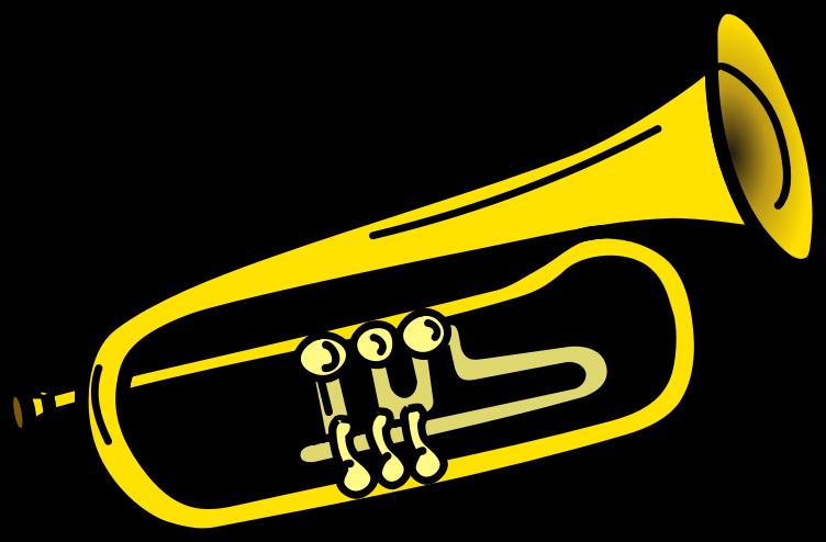 trumpet clipart clipart suggest trumpet clip art black trumpet clip art black and white