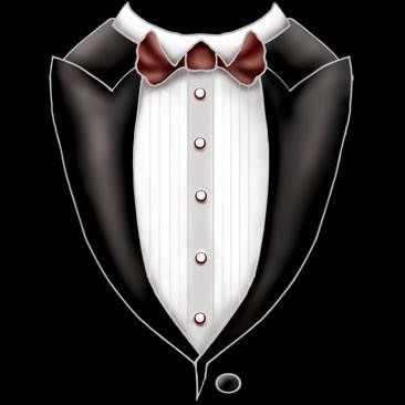 Tuxedo Clip Art