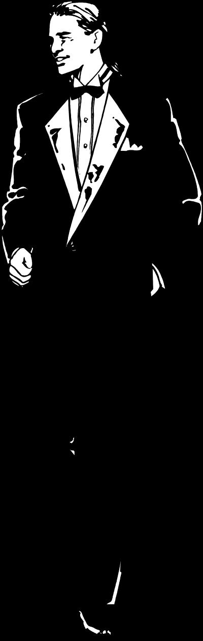 Tuxedo Clipart Tuxedo Png