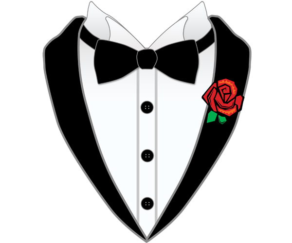 Tuxedo Clipart Tuxedo1 Png