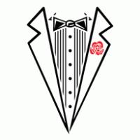 Clip Art Tuxedo With Tie Clipart - Clipart Kid
