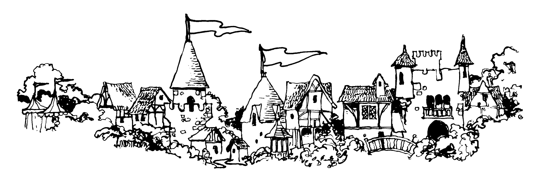 village clipart clipart suggest