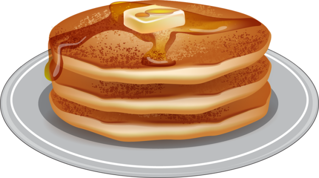 Webclipart About Comclip Art Of Pancakes And Syrup
