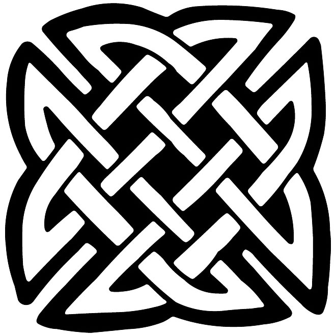 Celtic Knot Clipart - Clipart Kid