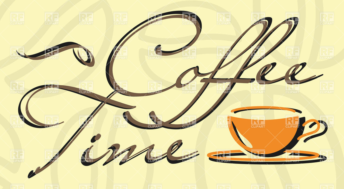 Coffee Time Free Clipart Enjoy This
