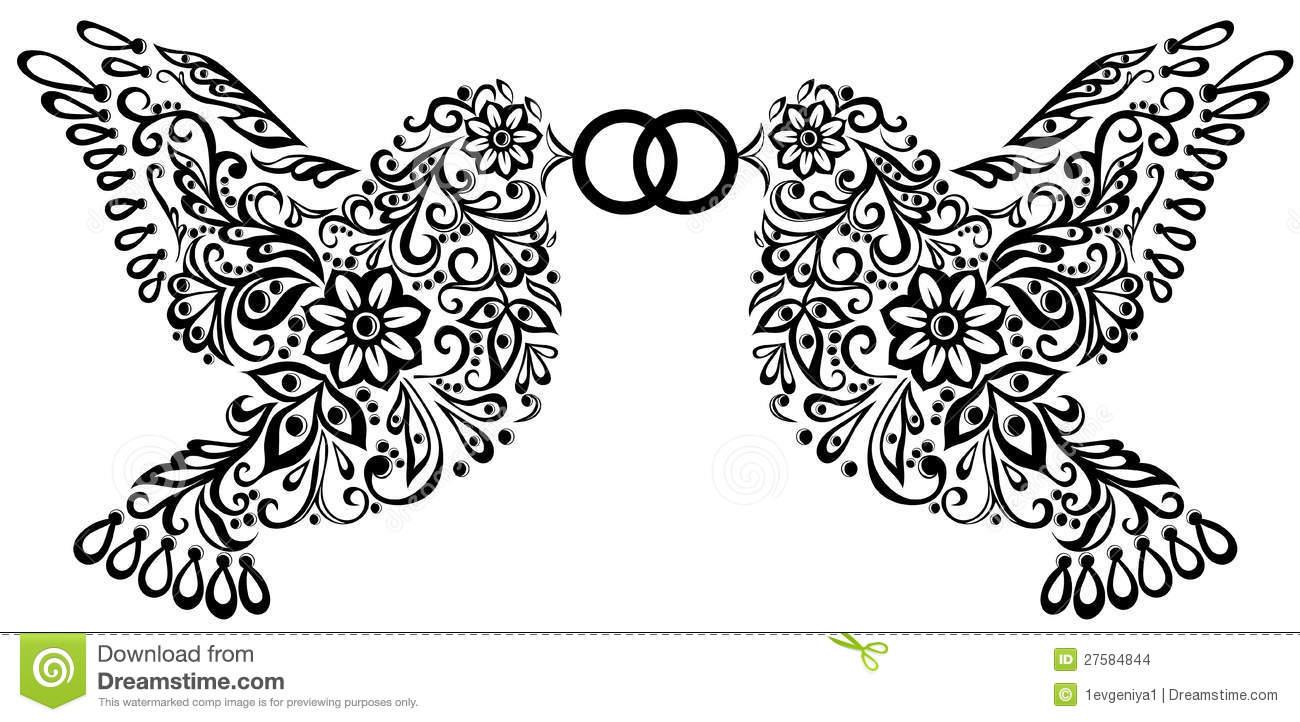 Wedding Program Design Clipart - Clipart Kid
