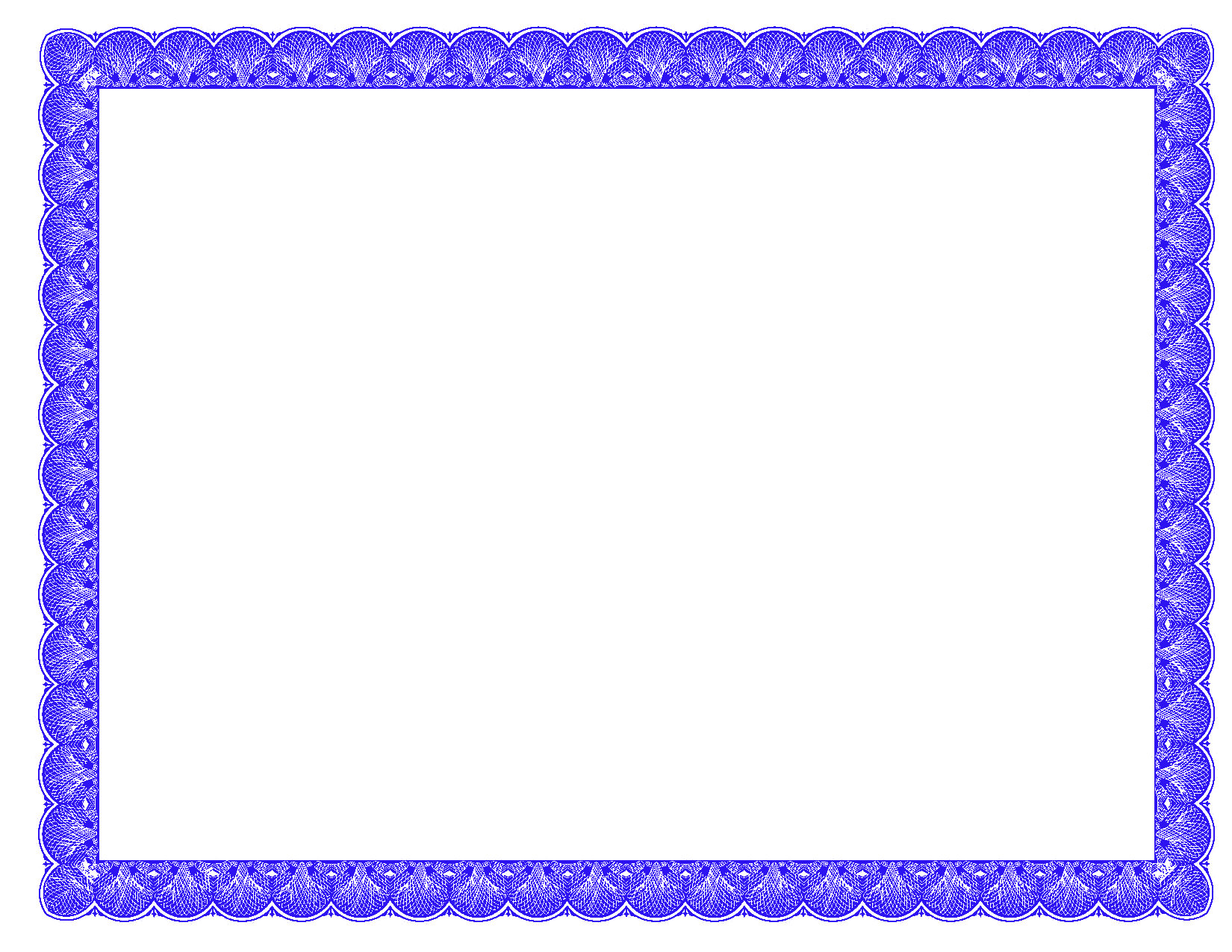 Certificate border clipart clipart suggest for Certificate border vector