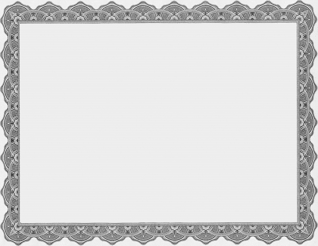 gift certificate template clipart clipart kid certificate template page frames school certificate template png