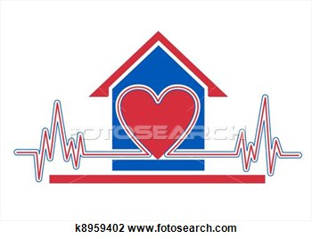 Clip Art   Home Health Care  Fotosearch   Search Clipart Illustration