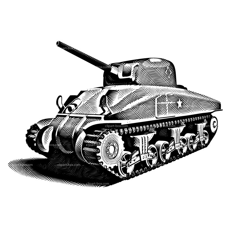 Clipart Tank