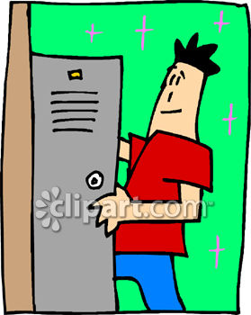 Digital Original Student Student Cartoon Locker Rooms Ordered By Most