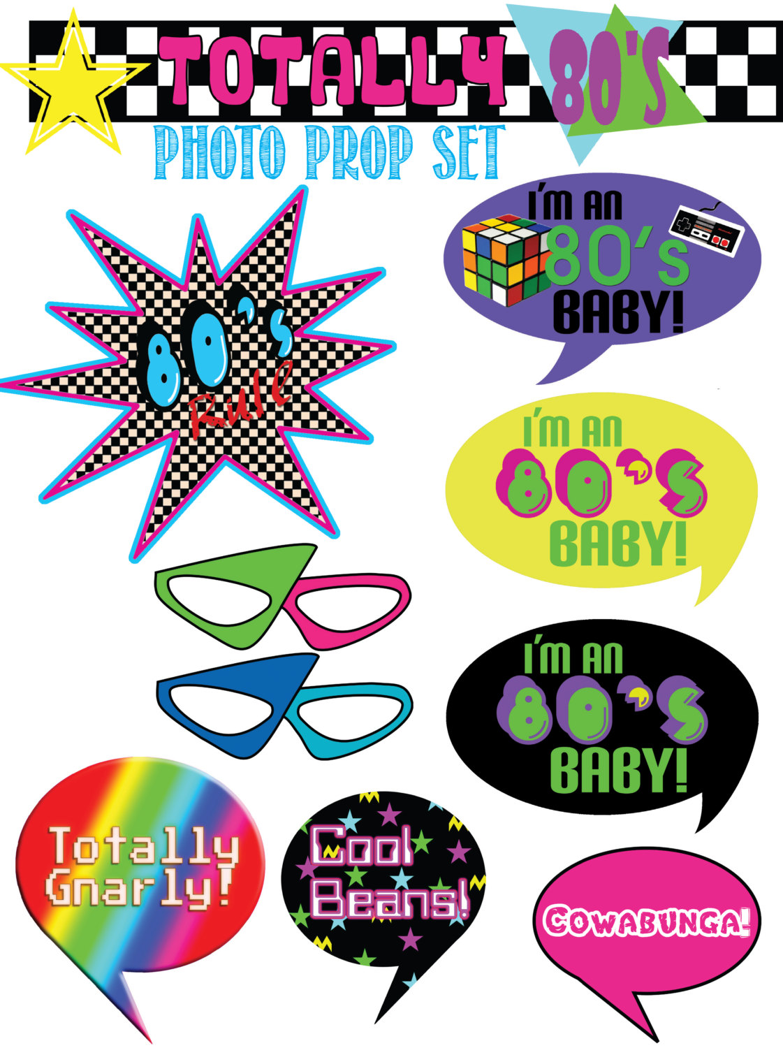 Displaying 19  Images For   80s Glasses Clipart