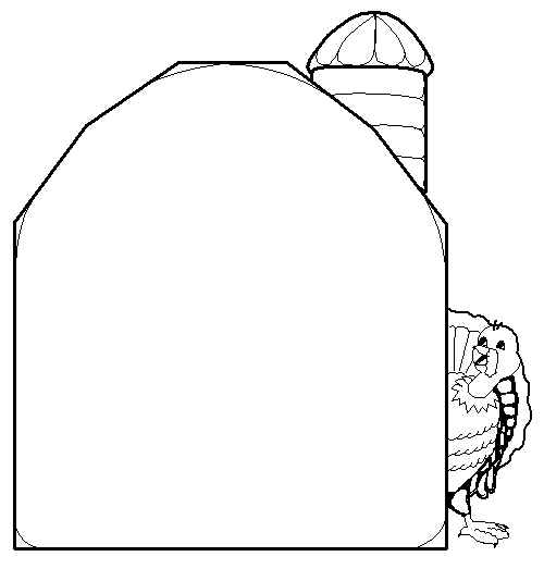 Farm Coloring Pages Fun For Kids