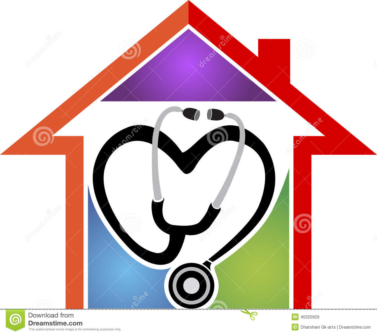 Nursing Home Health Care Clip Art