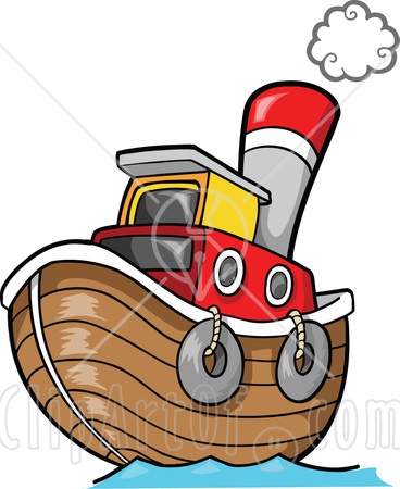 Tubing Boat Clipart - Clipart Kid