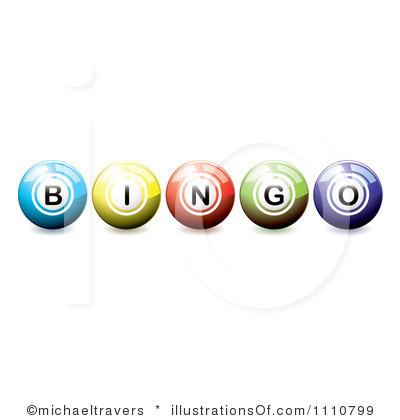 Bingo Night Clipart - Clipart Kid