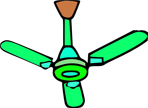Clip Art Fan Clip Art cartoon fan clipart kid green ceiling clip art at clker com vector online