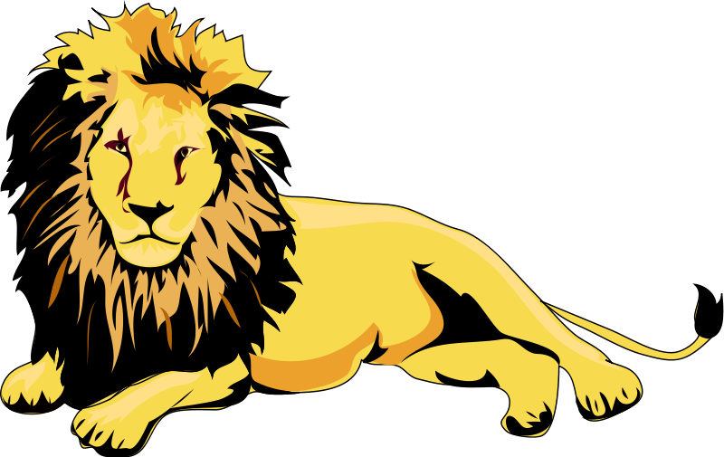Lion Clip Art Royalty Free Animal Images   Animal Clipart Org