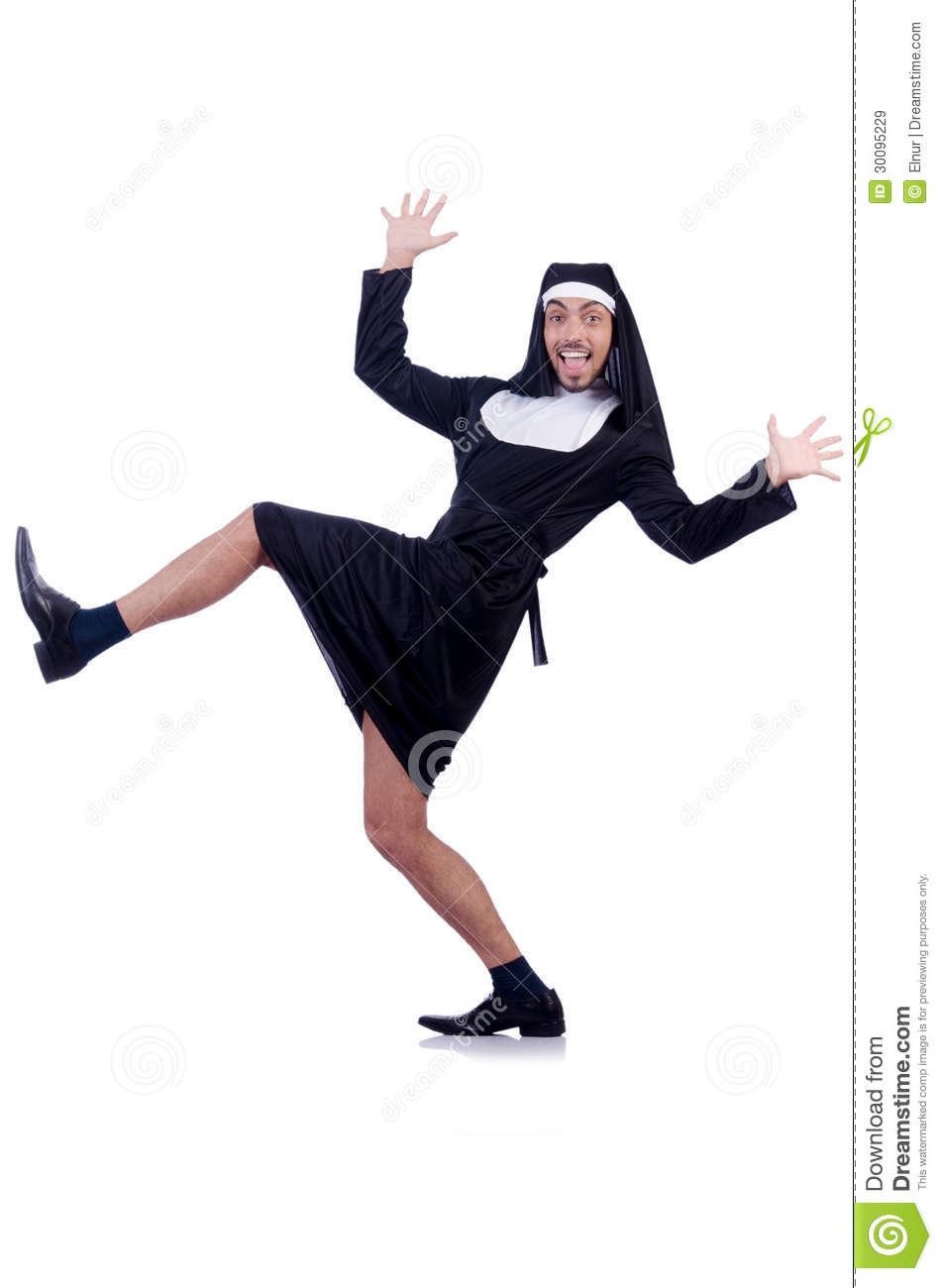 Male Nun Royalty Free Stock Images   Image  30095229