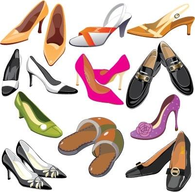 Shoes Clip Arts Free Clipart   Clipartlogo Com