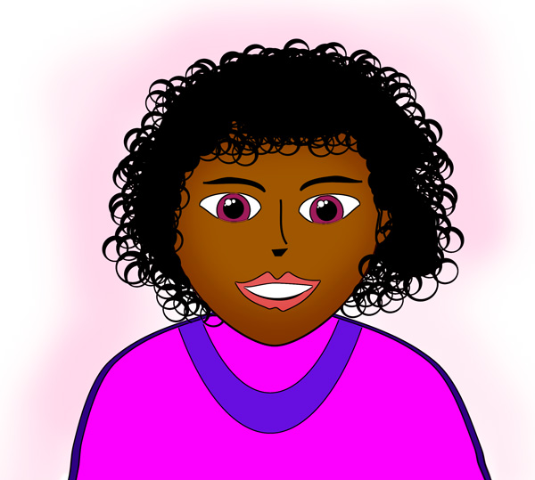 Women Faces Clipart Pictures