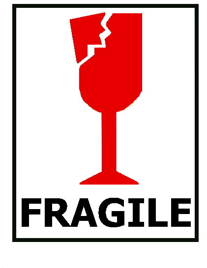19 Fragile Symbol Free Cliparts That You Can Download To You Computer