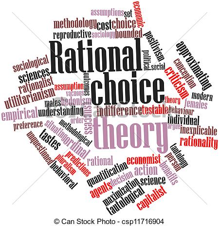 """rational choice Introduction """"rational choice theory"""" is a general theory of action and is considered one of the three overarching meta-theoretical paradigms in the social."""