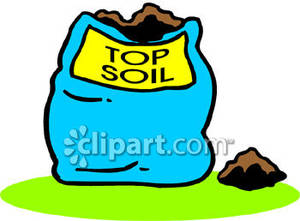Bag Of Soil Clipart - Clipart Kid