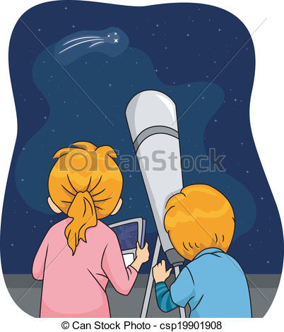 Go Back   Gallery For   Stargazing Clipart