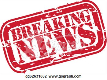 Grunge Breaking News Rubber Stampv  Eps Clipart Gg62631062   Gograph