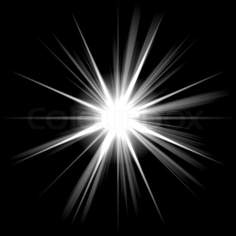White Shine Clipart Clipart Suggest