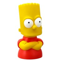 The Simpsons Bart Simpson Bust Bank Clipart   Free Clip Art Images