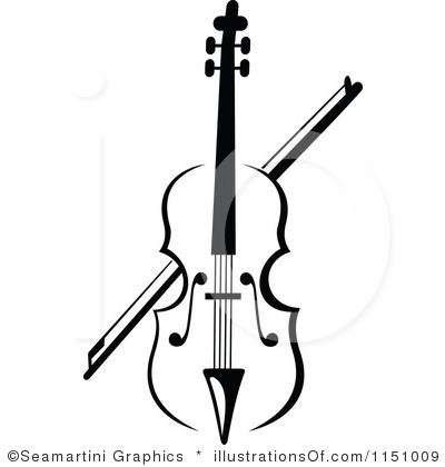 Violin Clip Art Royalty Free Violin Clipart Illustration 1151009 Jpg