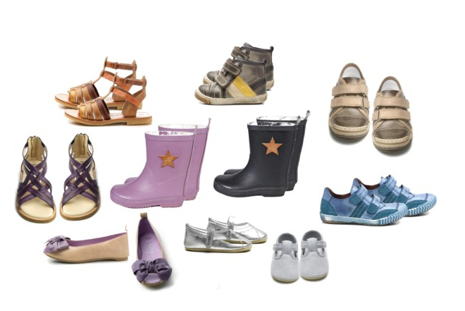 Danish Children S Leather Shoes Bykier  Campaign By Monika Elena