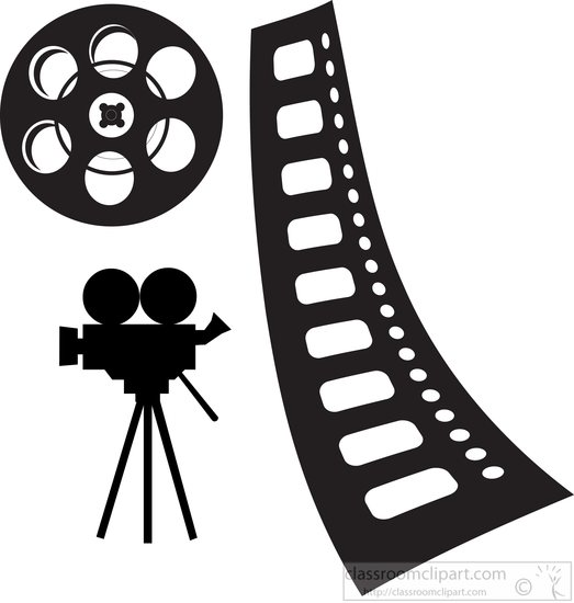 camera reel clipart clipart suggest