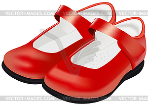 Girls Shoes Clipart Girl Putting On Shoes Clip