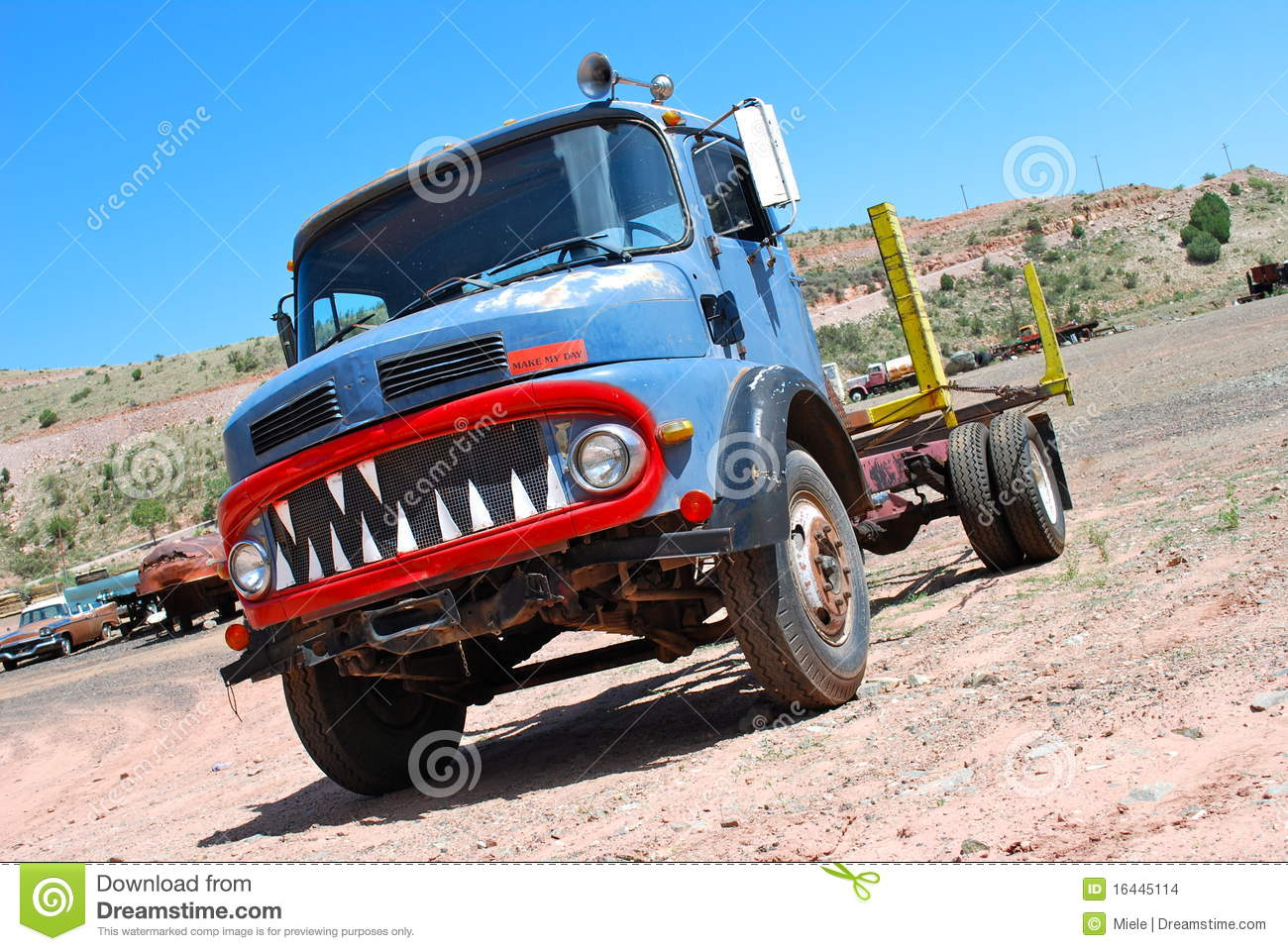 Nice Truck Stock Images   Image  16445114