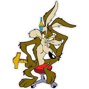 Road Runner Wile E Coyote Clipart