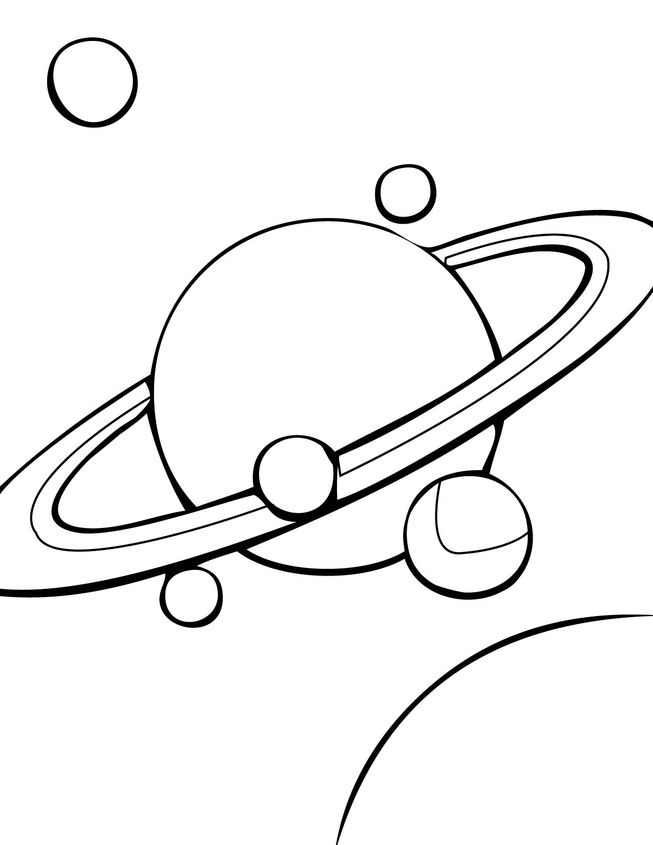Solar System Coloring Pages Solar System Coloring Sheets Free Solar