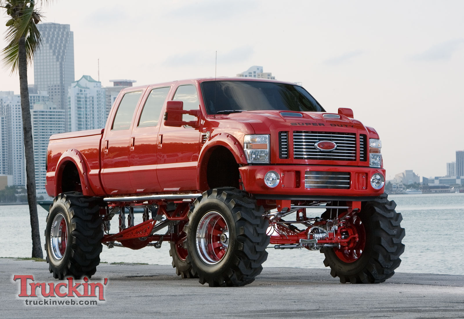 Top 10 Trucks Of 2010 2005 Ford F250