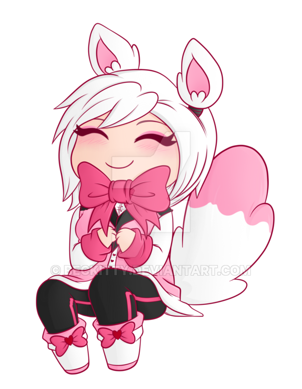 Fnaf  Chibi Human Mangle  By Beckitty On Deviantart