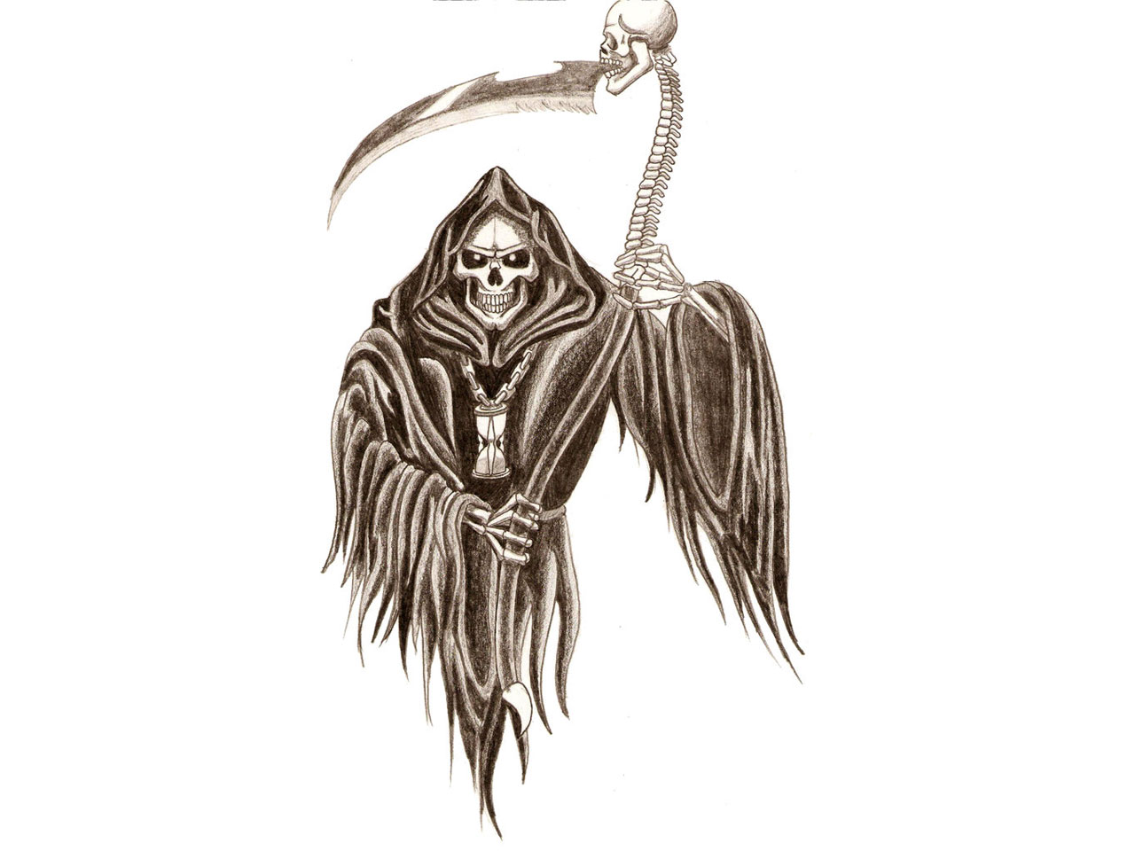 Grim Reaper Design Free Cliparts That You Can Download To You